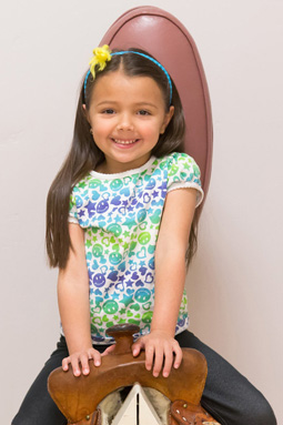 Girl Smiling- Pediatric Dentist in Fairfield and Oakland, CA